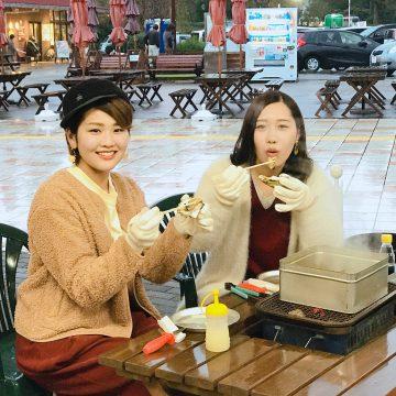 グランイルミ×かき大将かき祭り コラボ企画!!